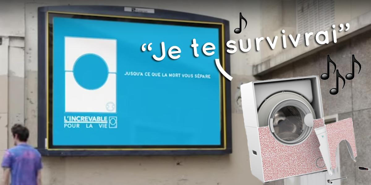 Ils Créent L Increvable La Machine à Laver Française Garantie 50 Ans