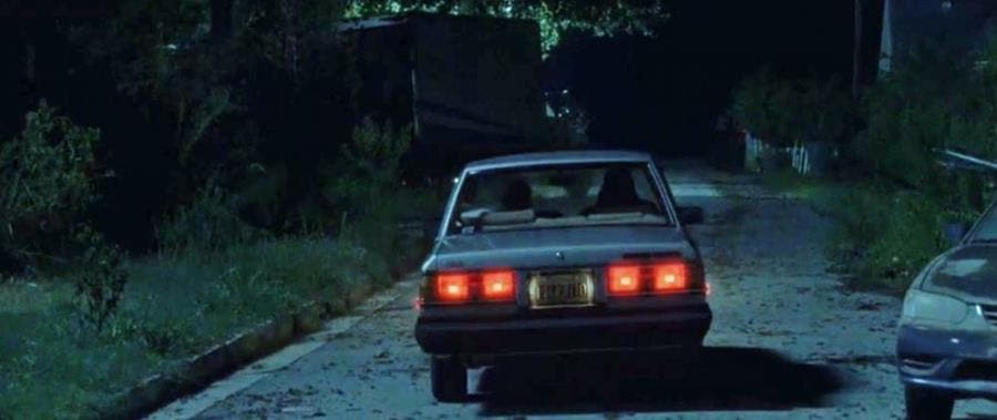 THE WALKING DEAD (Serie) Gabriel-passager-voiture