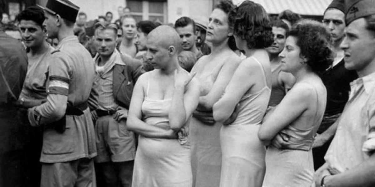 Une réalité peu connue des camps nazis :  les esclaves sexuelles !