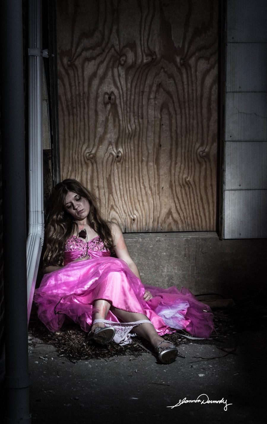 Shannon Dermody princesses Disney maux société Aurore viol
