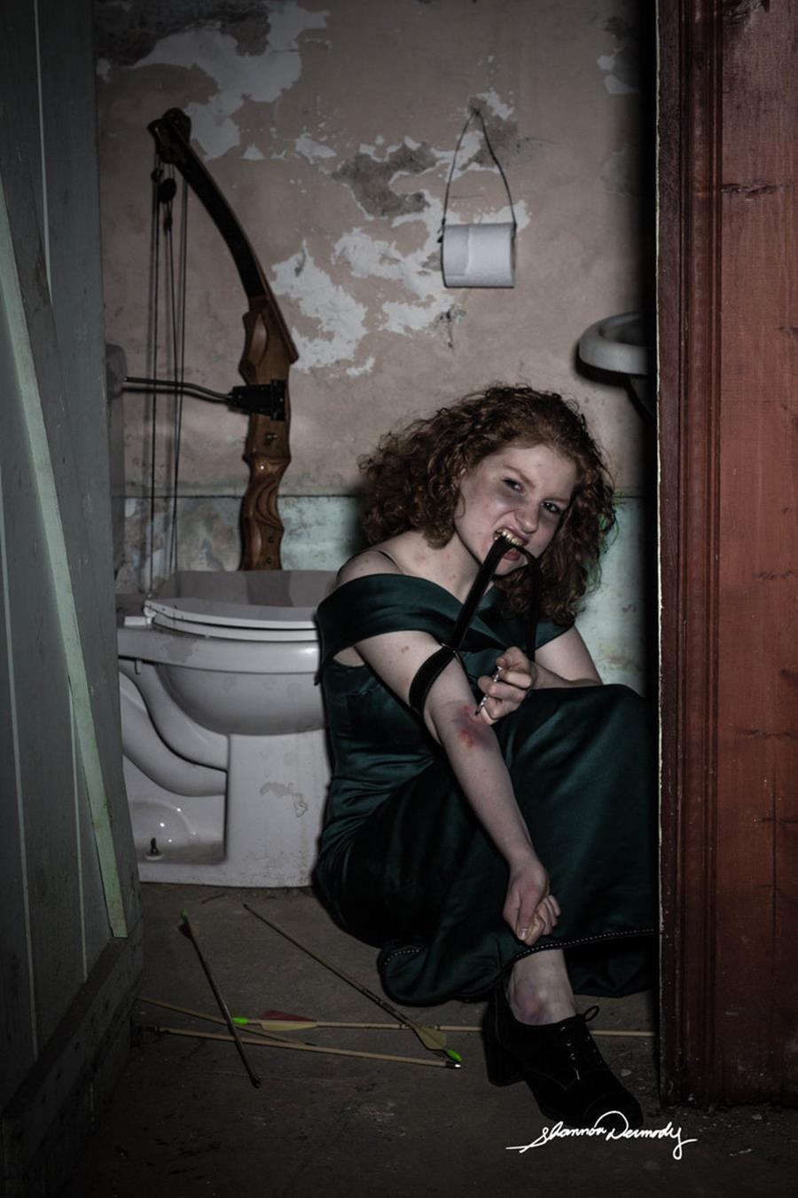 Shannon Dermody princesses Disney maux société Mérida drogue