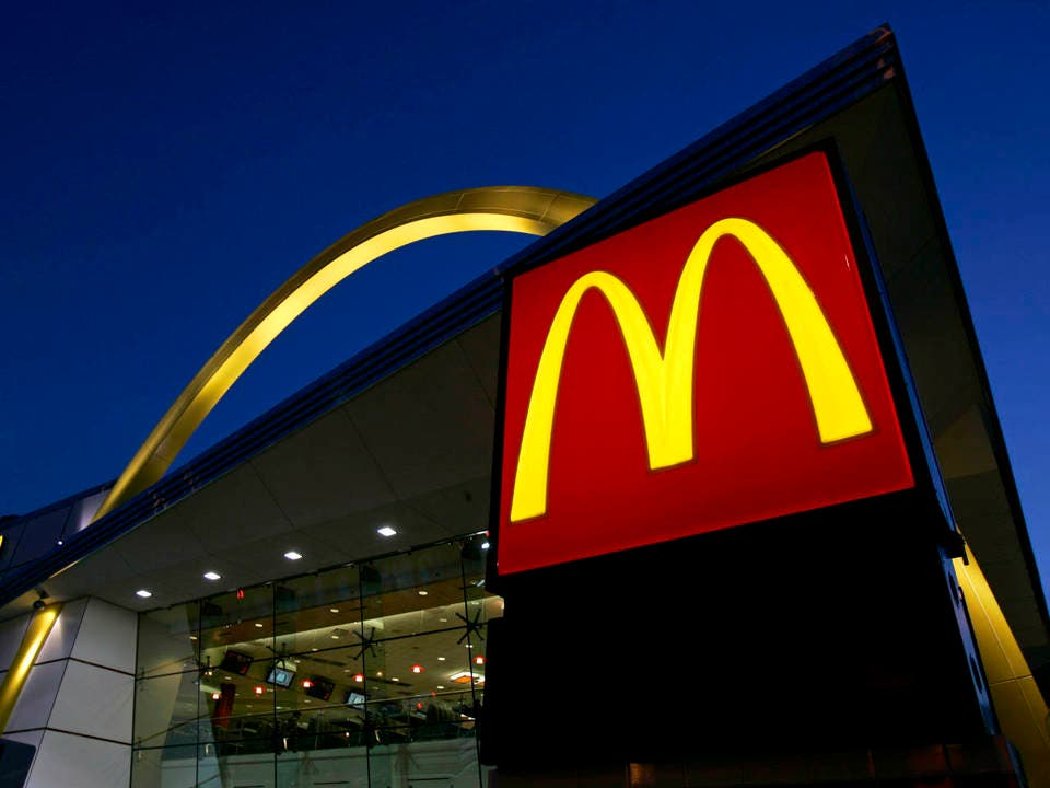 mcdonalds, marque, alimentation