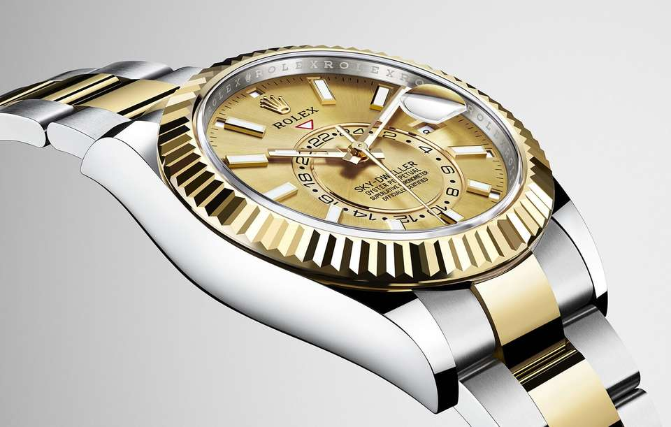 rolex, marque, montre