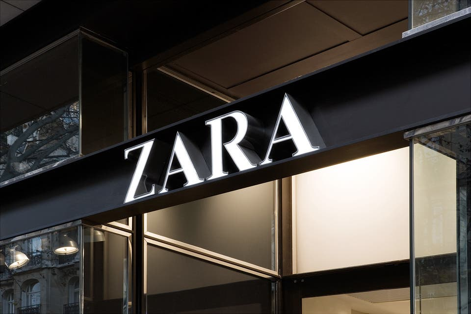 zara, marque, vêtements