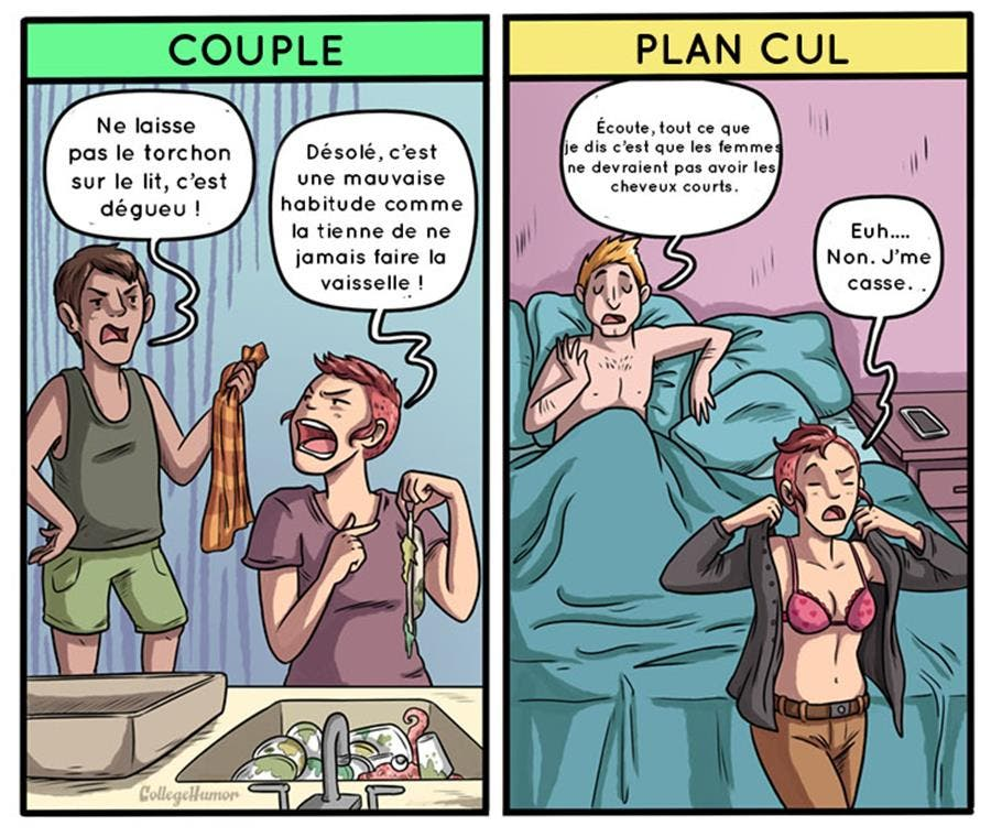 cheveu, couple, plan cul