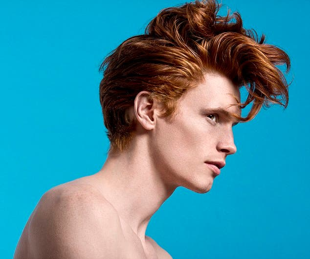 thomas, knights, roux, coiffure, profile