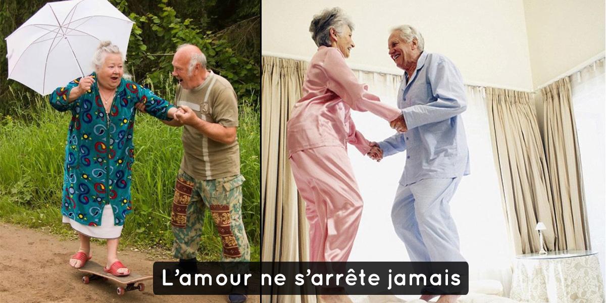 L'amour n'a pas d'âge : ces 20 couples le prouvent !
