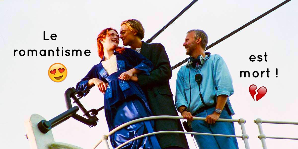 11 images rares du tournage du film titanic pour voir l