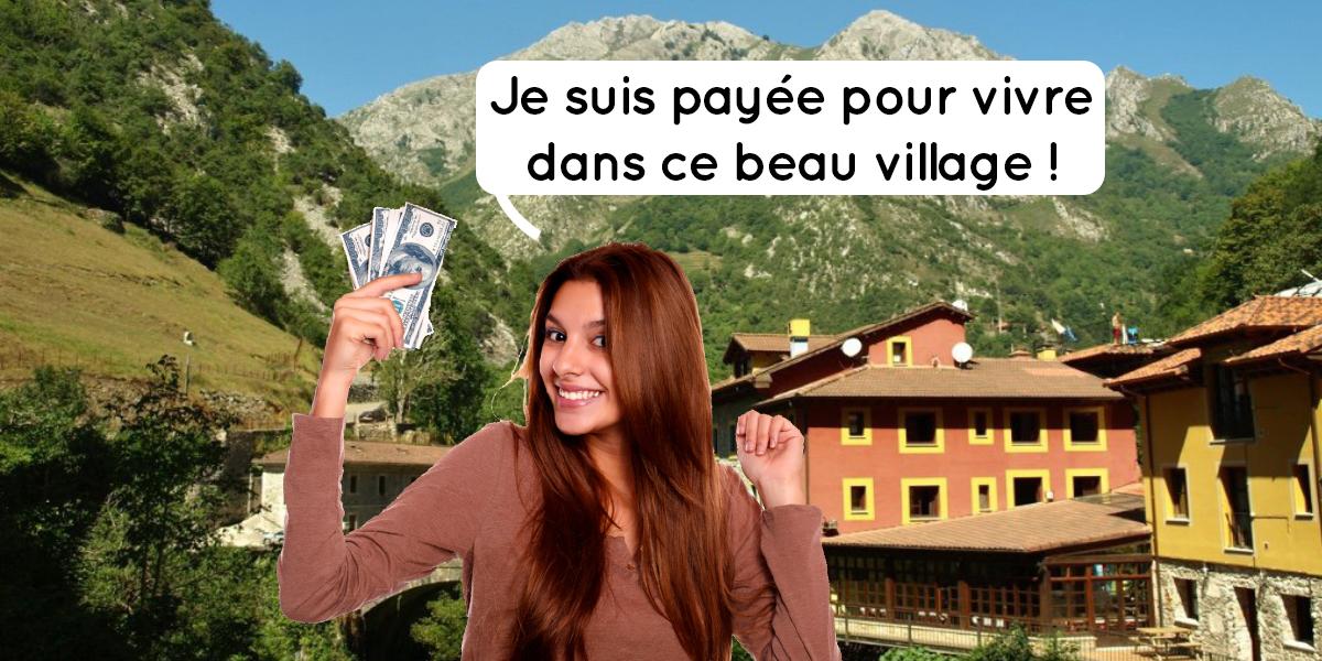 10 villes généreuses qui te paient pour aller vivre sur place !