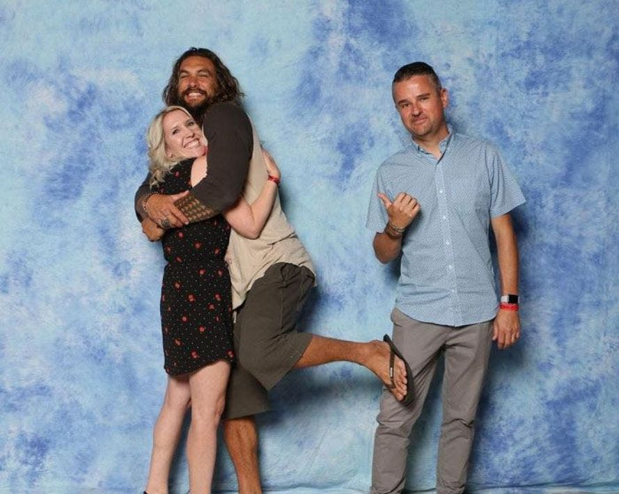 jason, momoa, seance, photos, couple,
