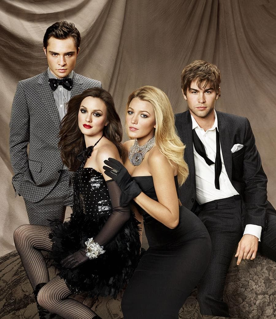 gossip, girl, personnages