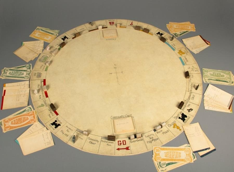 monopoly, rond