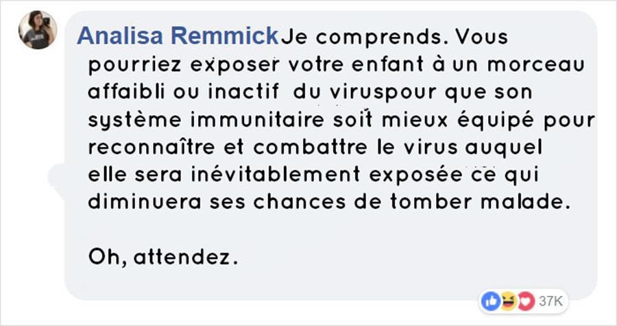 réaction, internaute, vaccin, solution