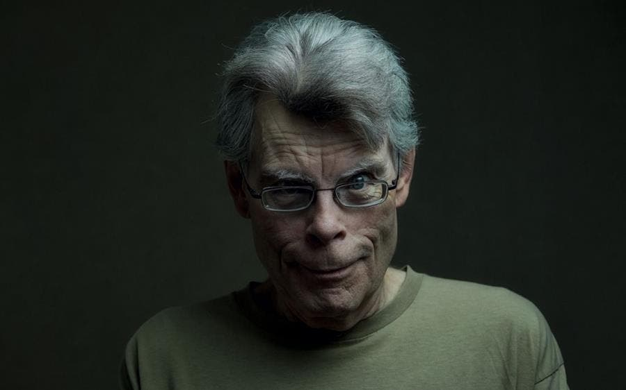 stephen king, écrivain