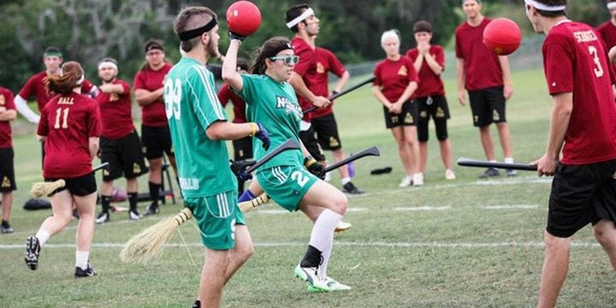 quidditch,humains