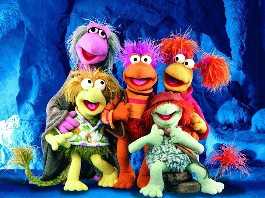 fraggle rock, personnages