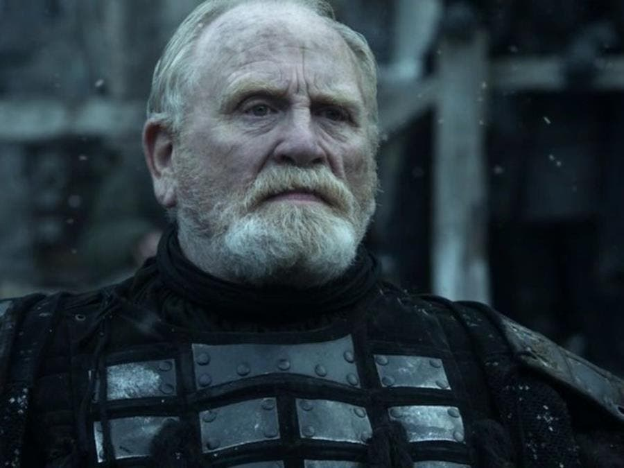 game of thrones, jeor mormont