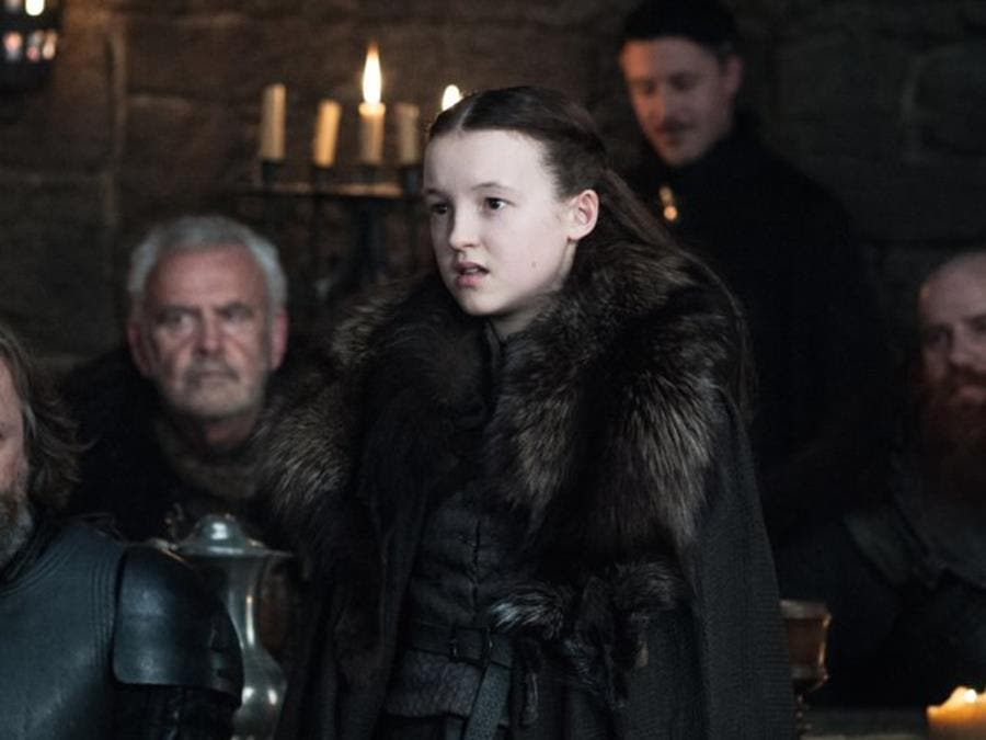 game of thrones, lyana mormont