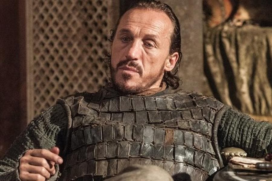 bronn, game of thrones
