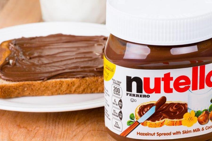 Les français sont parmi les plus grands consommateurs de Nutella au monde