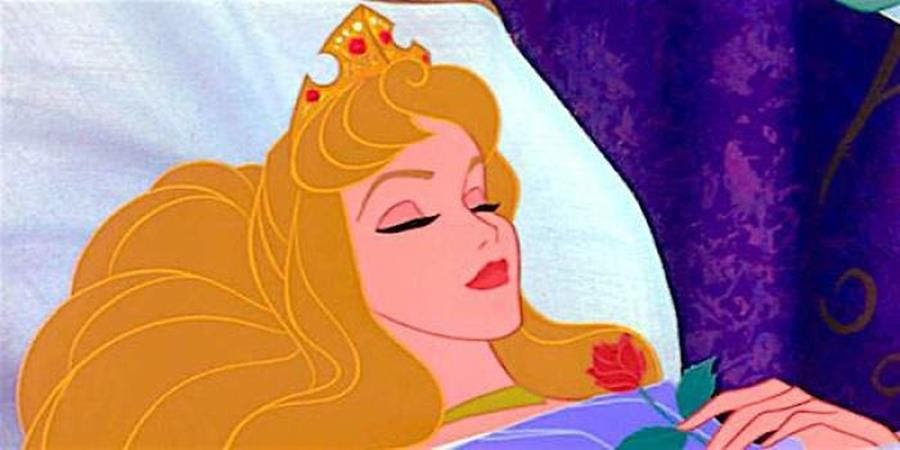aurora, sleeping beauty