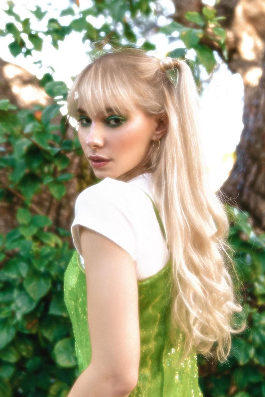 Tinkerbell, Disney, Fashion Model