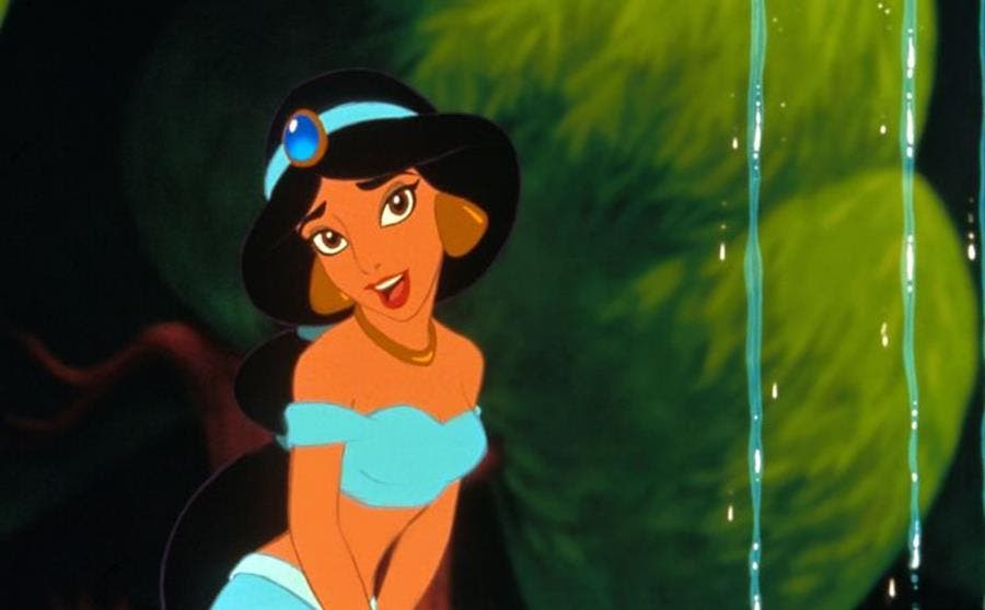jasmine, princess, disney