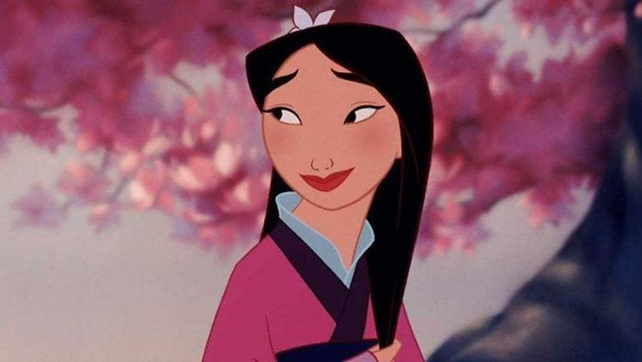 Mulan Princess Disney