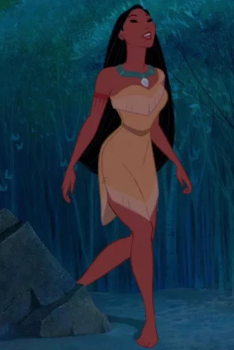 pocahontas, princess, disney