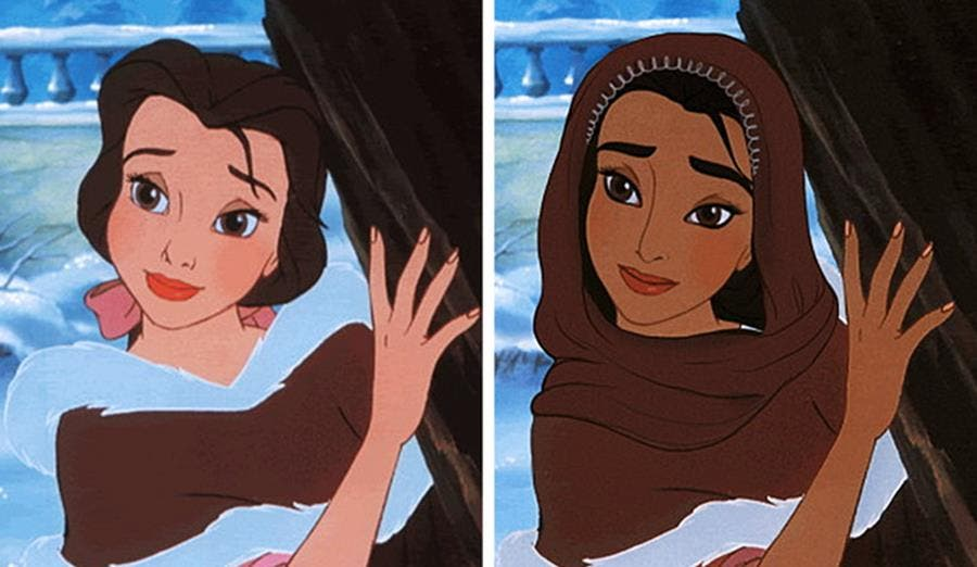 princess, disney, nationality, beautiful