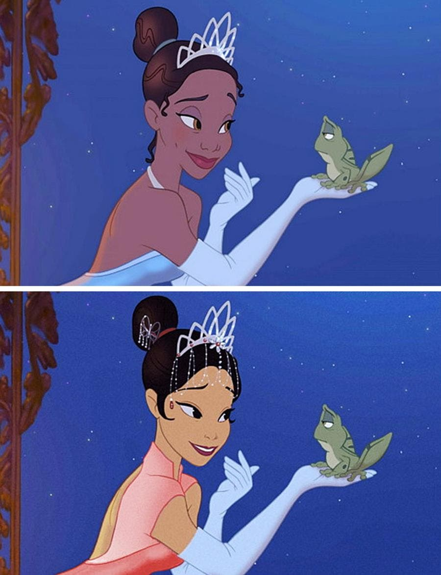 princess, disney, nationality, tiara