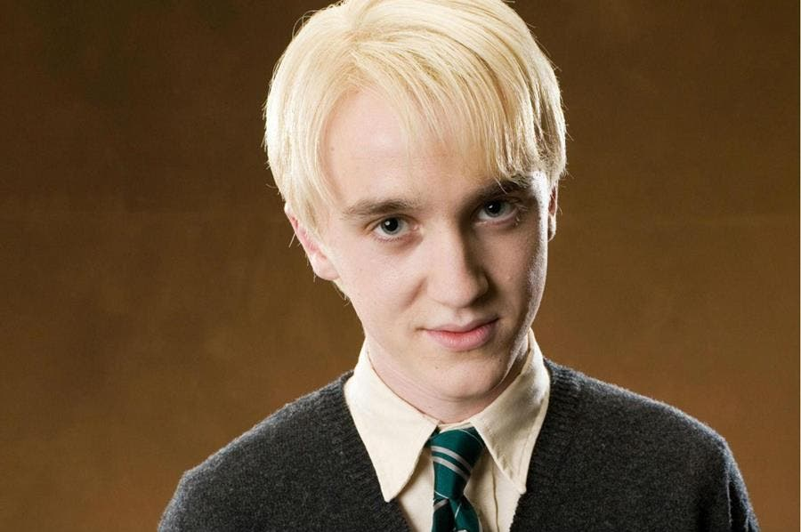harry potter, personnages, astro, draco malfoy
