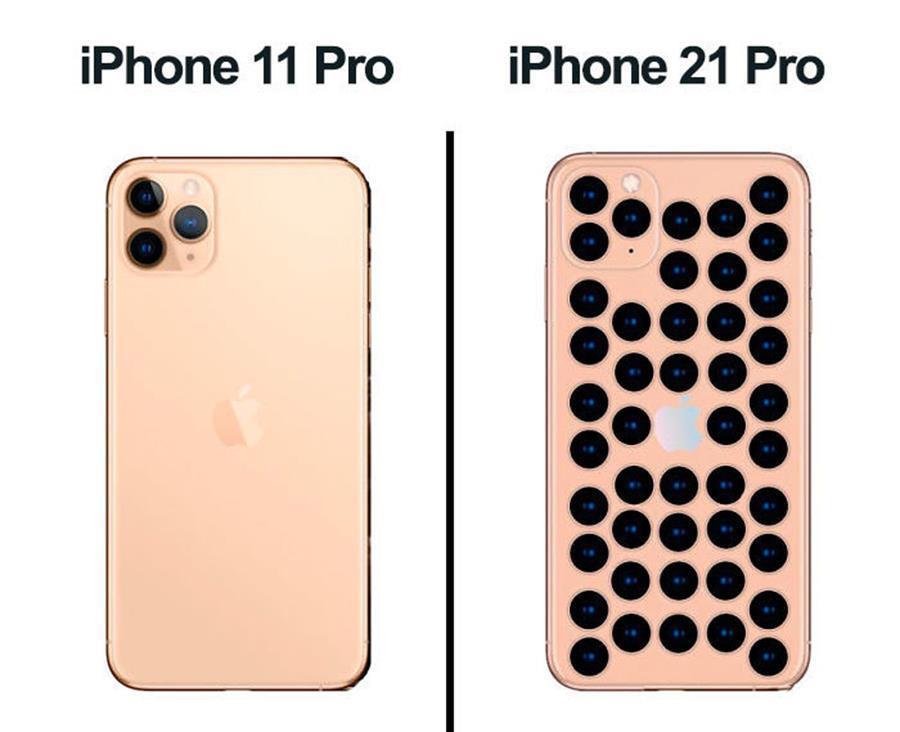 Après l'annonce de l'iPhone 11, les détournements hilarants se multiplient