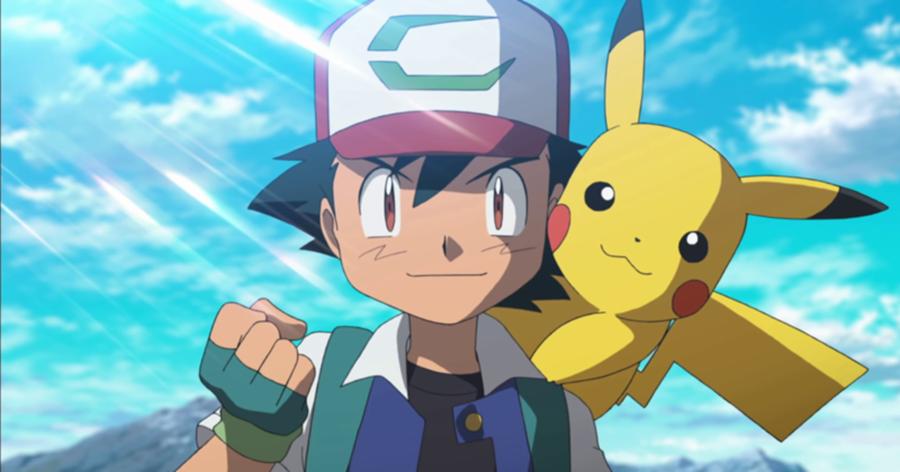 Après 22 ans, Sacha a enfin remporté la ligue Pokémon dans le dessin animé
