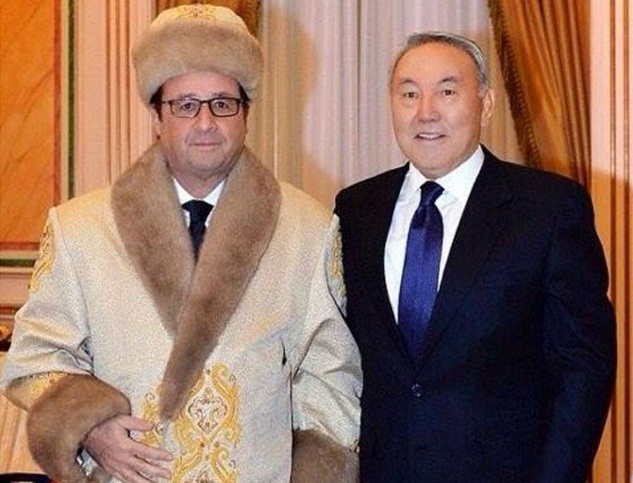 hollande, costume, chapka