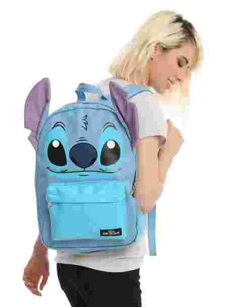 Hot Topic Lilo et Stitch Disney inspiration collection vêtements accessoires sac Stitch