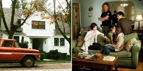 La maison de Bella dans Twilight est à vendre...