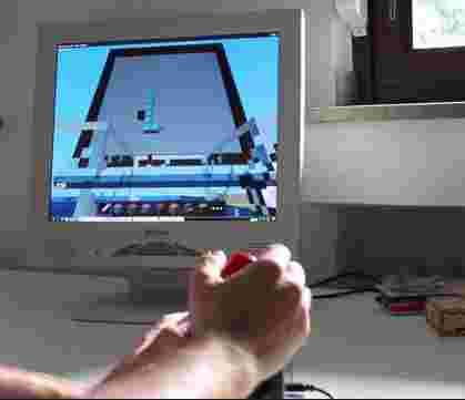 raspberry Pi jeu ordi