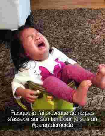 prevention trouer batterie tambour assoeoir petite fille pleurs tapis snap