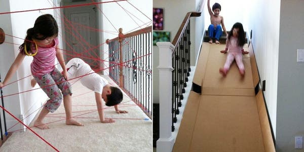 20 idées originales pour occuper vos enfants...