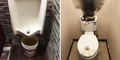 Ce plombier partage les choses les plus folle...