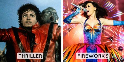 11 hits de la pop qui ont marqué l'histoire