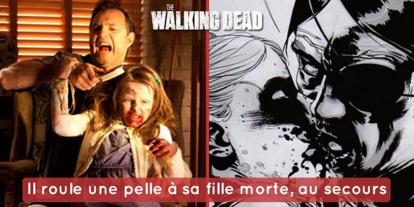 9 scènes où la BD The Walking Dead est trop t...