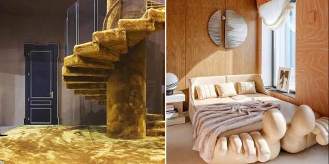 16 designs et décorations d'intérieur tout bo...