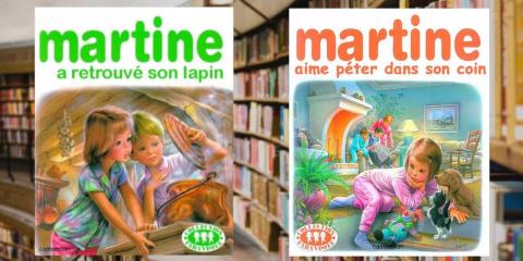 """16 détournements de la célèbre """"Martine"""" pour..."""