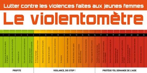 """Le """"violentomètre"""" permet de mesurer la viole..."""