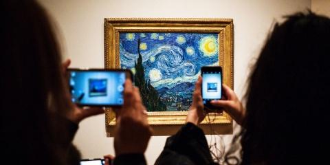 8 photos qui montrent que les œuvres d'art ne...