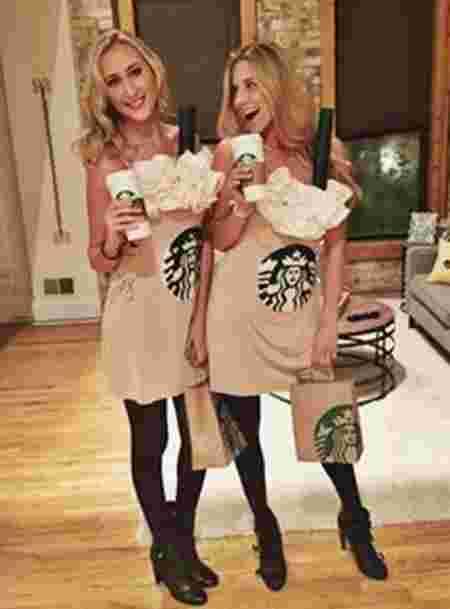 deguisement 2 filles