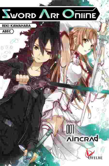 Univers Sword Art Online adaptations Sword Art Online light-novel tome 1 Reki Kawahara