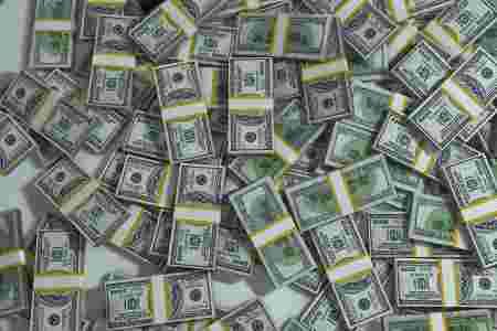 argent, billets, banque, dollars